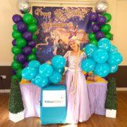 Rapunzel Childrens Party Entertainer London