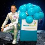 Spaceman Themed Party Entertainer London