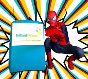 Spiderman Party Entertainer for Hire