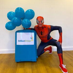 Spiderman Childrens Party Entertainer London
