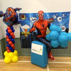 Spiderman Childrens Party Host London