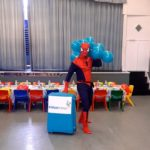Spiderman Party Host London