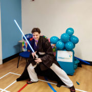 Star Force Jedi Party Host London