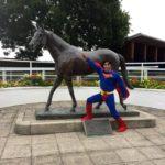 Superman Lookalike Party Entertainer