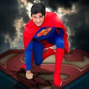 Superman Themed Party Entertainment