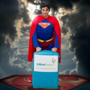 Superman Children's Party London