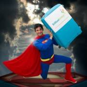 Superman Lookalike Party Superman Themed Party Entertainer London
