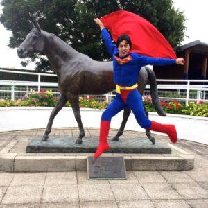 Superman Party Entertainer London