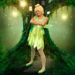 Tinker Bell Children's Party London