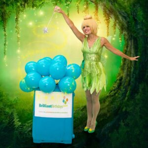 Tinker Bell Themed Party Entertainer London