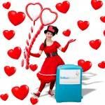 Valentines Day Balloon Modellers