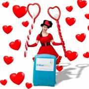 Valentines Day Balloon Modeller