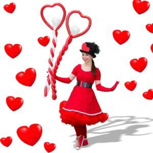 Valentine's Day Balloon Modellers
