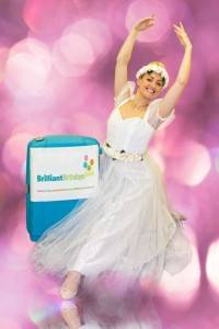Flower Fairy Princess Themed Party Entertainer London