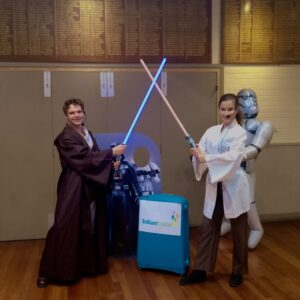 Star Force Jedi Duo Party Fun