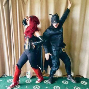 Bat Duo Party Hosts London