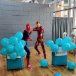 Superhero Duo Party London