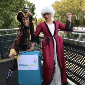 Horrible Histories Duo Party