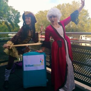 Horrible Histories Party Hosts London