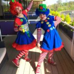 Clumsy Clown Duo Entertainment London