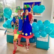 Clown Duo Party Entertainment