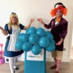 Mad Hatter & Alice Duo Party Fun