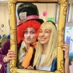 Mad Hatter & Alice in Wonderland Party London