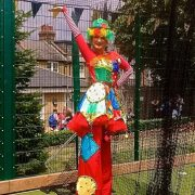 Stiltwalker Kids Event Entertainers