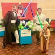 Star Force Duo Jedi Party London