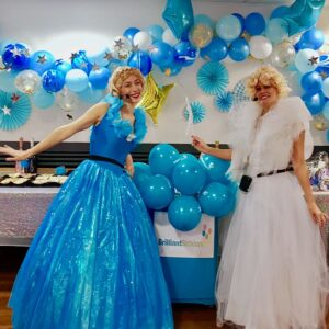 Cinderella & Godmother Party Entertainment
