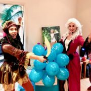 Horrible History Duo Party Entertainers