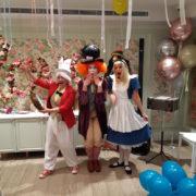 Alice In wonderland Trio