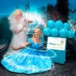 Cinderella & Her Fairy Godmother Lookalike Party