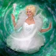 Fairy God Mother Themed Party Entertainer London