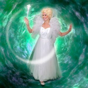 Fairy God Mother Kid's Entertainer London