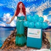 Mermaid Themed Kids Party