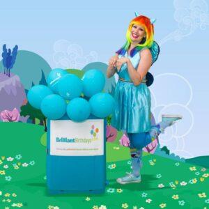 Rainbow Dash Children's Party London