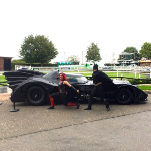 Batman and Batwoman Children's Entertainment