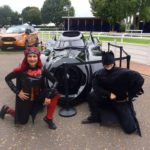 Batman and Batwoman Lookalike Party Entertainers London