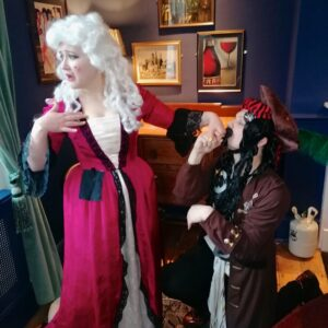 Horrible Histories Duo Party London