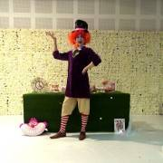 Mad Hatter Kid's Party London