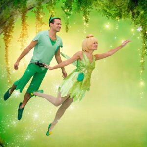 Tink & Peter Pan Party Entertainment