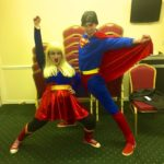 Superman and Superwoman Party Entertainers London