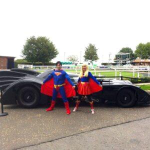 Supergirl & Superman Lookalike Children's Entertainment