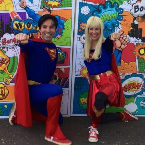 Superhero Family Fun Day