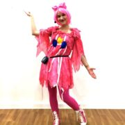 Pinkie Pony Party Entertainer London