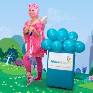 Pinkie Pony Children's Entertainer London