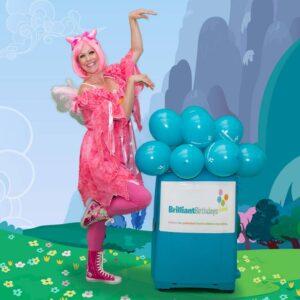 Pinkie Pony Children's Party London