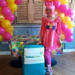 Pinkie Pony Kid's Party London