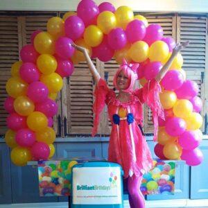 Pinkie Pony Event Entertainment